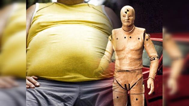 Piden que se usen maniquíes gordos en pruebas de colisiones de coches