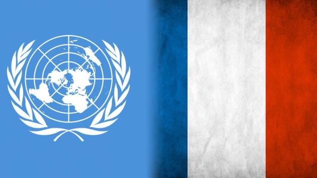 Francia apoyará el proyecto palestino para ser Estado observador de la ONU