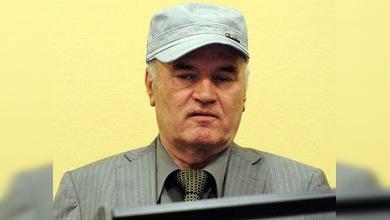 Ratko Mladic, internado por una pulmonía