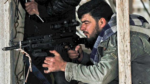 El Senado de EE.UU. aprueba armar a los rebeldes sirios
