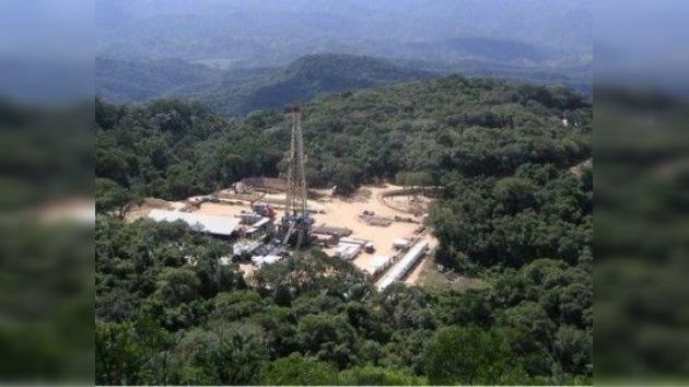 Petrolera rusa Gazprom, junto con Total y YPFB, explotará hidrocarburos en Bolivia