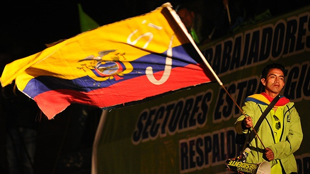 Ecuador: Rafael Correa y la oposición lucharán por la Presidencia el domingo