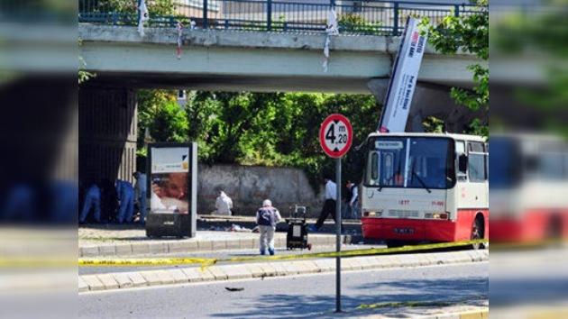 Una explosión en el centro de Estambul deja varios heridos