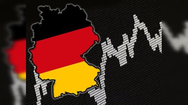 La economía de Alemania crece en mitad de la crisis
