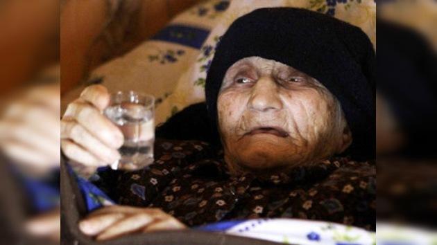 La mujer más longeva del mundo es georgiana