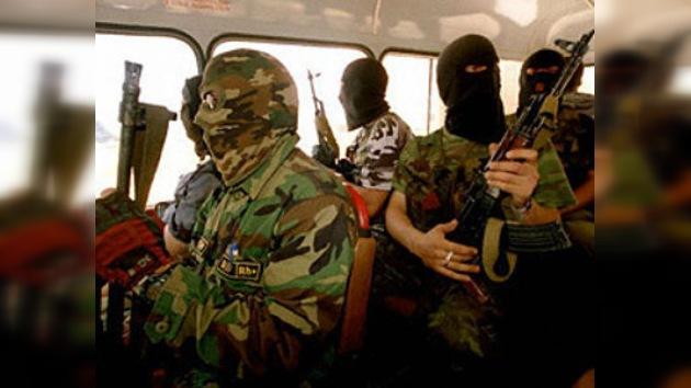 Cinco militares rusos muertos en operación antiterrorista en Chechenia