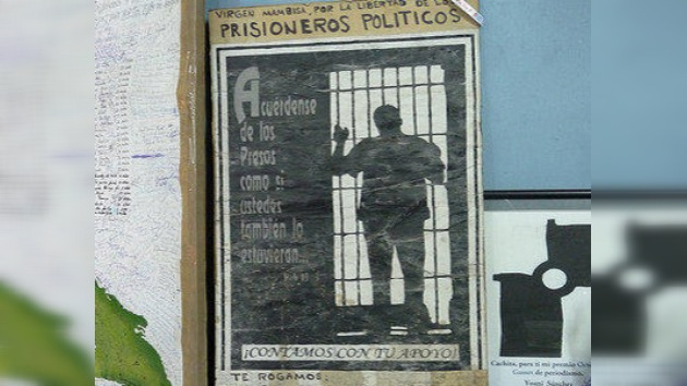 Cuba suaviza el régimen de reclusión de los presos políticos