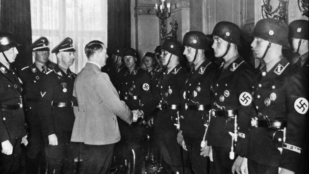Veteranos de las Waffen-SS formaron en 1949 un ejército clandestino contra la URSS