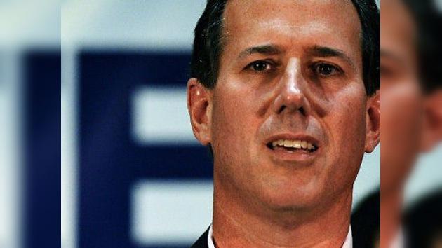 Rick Santorum abandona la carrera presidencial en EE.UU.