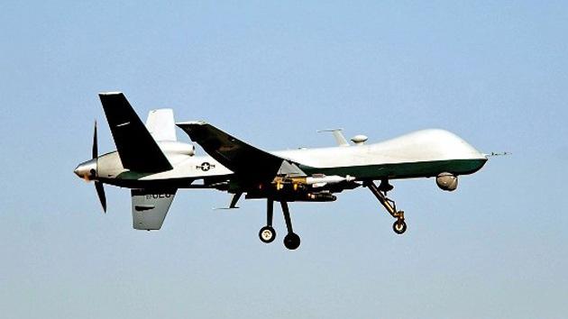 Drones de EE.UU., 'protagonistas' de operaciones militares en África