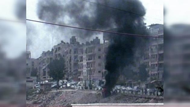 Más sangre en Siria: una explosión sacude la ciudad de Alepo