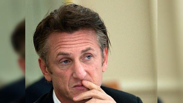 El actor Sean Penn, a favor de Argentina en la disputa por las Islas Malvinas