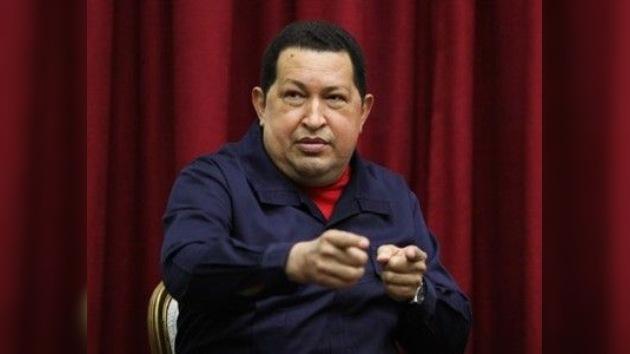 Chávez reaparece por vía telefónica para atajar los rumores sobre su empeoramiento