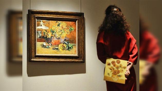 La química envejece a los Van Gogh