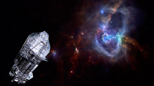 El telescopio Herschel 'cierra sus ojos' en el espacio