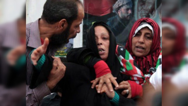 Los libios, a la búsqueda de sus familiares desaparecidos