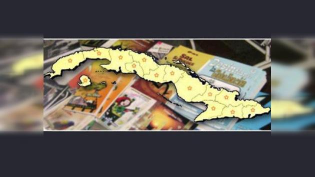 Los rusos recitarán versos en la Feria Internacional del Libro en Cuba
