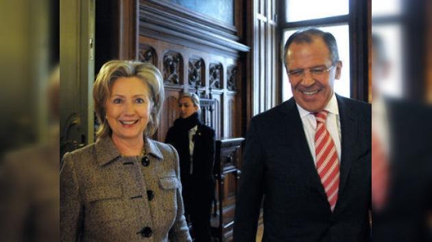 Clinton y Lavrov hablan un mismo idioma respecto al START