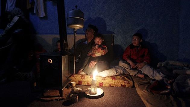 Un corte de electricidad deja Damasco y el sur de Siria a oscuras