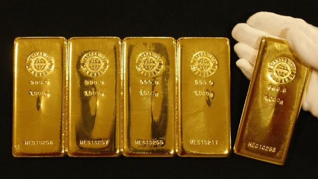 Rusia aumenta sus reservas de oro por tercer mes consecutivo