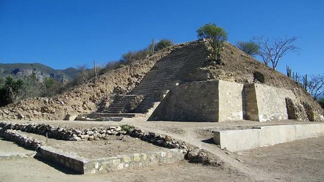 México investiga un templo con cráneos incrustados dedicado al dios del inframundo