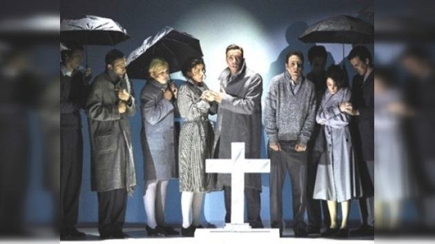 """Juan Pablo II,  """"superestrella"""" de un musical"""