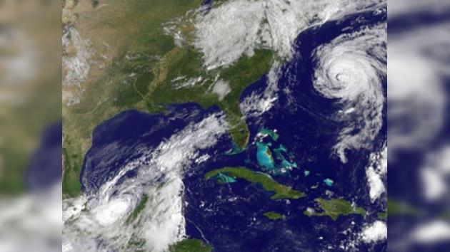 La tormenta Nate se debilita, pero sigue preocupando a los mexicanos