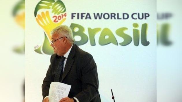 Ricardo Teixeira renuncia a la Presidencia de la Confederación Brasileña de Fútbol