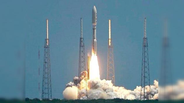 La sonda espacial Juno, rumbo a Júpiter