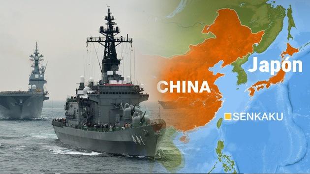 Tensión en Asia Oriental