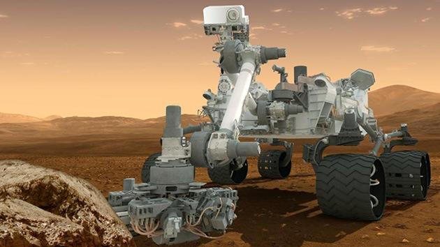 VIDEO: La misión de la NASA 'Curiosity', con un pie en Marte