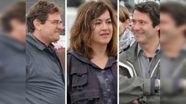 En el aire el destino de los tres españoles secuestrados por Al Qaeda