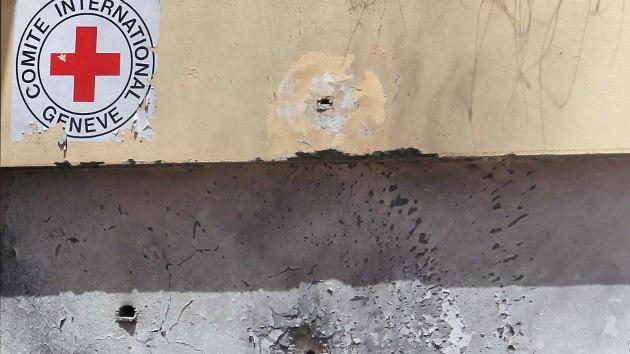 La Cruz Roja suspende sus operaciones en Libia