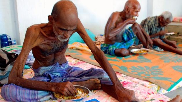 Solo un país del mundo no ha cruzado aún 'la línea roja' de la malnutrición