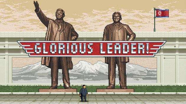El líder norcoreano, Kim Jong-un, aplasta al Ejército de EE.UU. en un videojuego