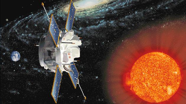 NASA diz que a humanidade pode impedir se a altura de tempestades solares