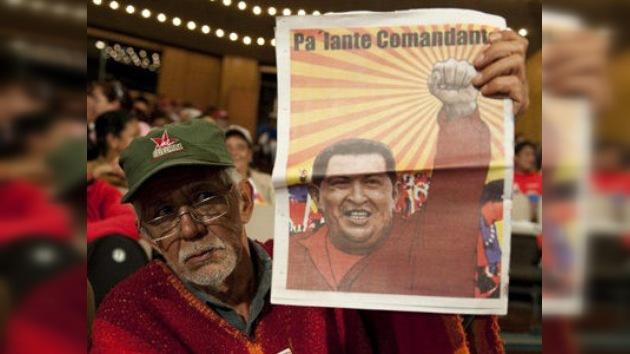 Chávez partirá el viernes a Cuba  para ser intervenido