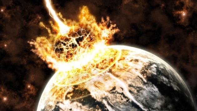 """""""El meteorito de los Urales es un presagio del fin del mundo"""""""