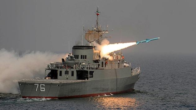Irán, lista para lanzar un nuevo buque destructor que impulse su potencial naval