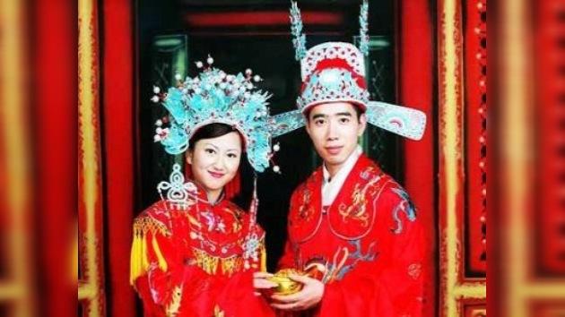 Los hombres chinos carecen de mujeres