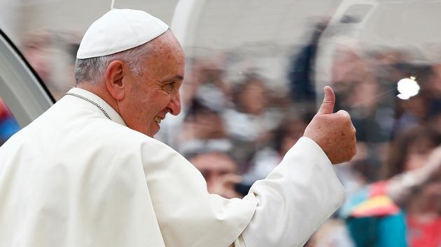 """Papa Francisco: """"Que me maten es lo mejor que me puede pasar"""""""