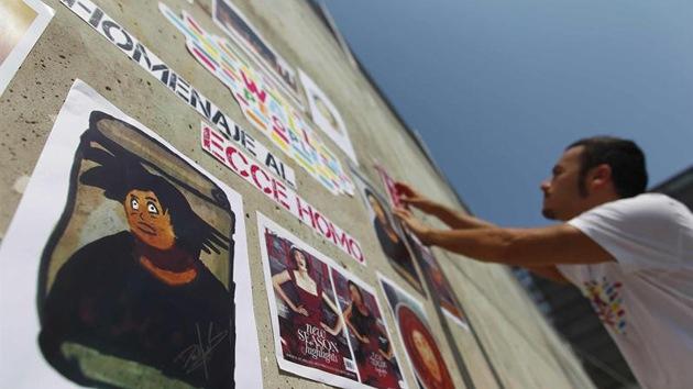 Una exposición de homenaje al 'Ecce Homo' reúne multitud de versiones