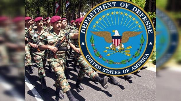 El Pentágono analiza el potencial militar sirio y prepara una nueva guerra