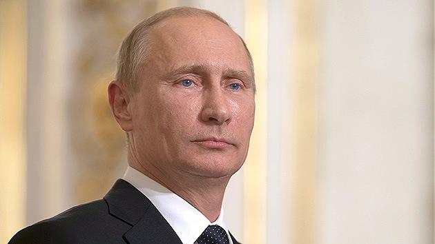 Putin: Egipto se dirige hacia una guerra civil como la de Siria