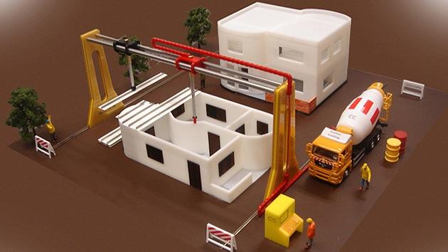 Una casa al día: un sistema robotizado de edificación amenaza a las constructoras