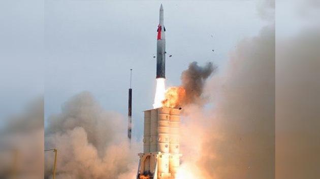 """Israel probará """"próximamente"""" el nuevo sistema antimisiles Arrow 3"""