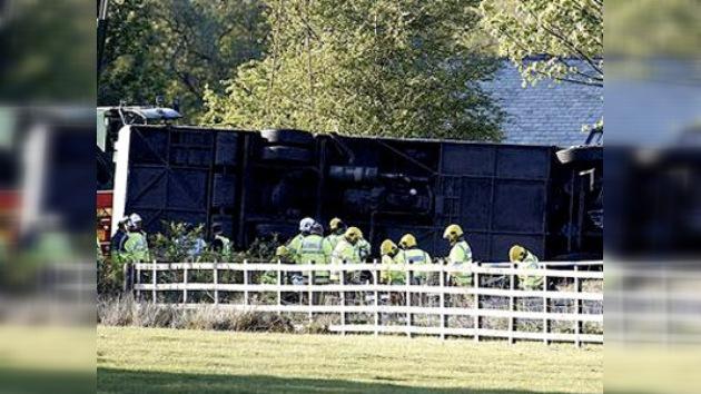 Mueren tres niños en accidente en el Reino Unido
