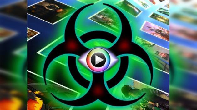 Los vídeos virales 'infectan' la Red con su arte virtual, vistoso y muy visitado