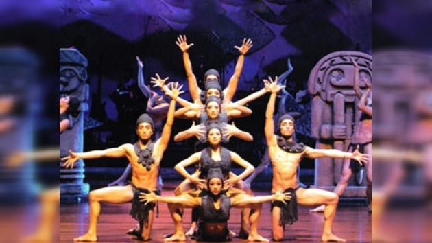 El Ballet de Antioquia, el mejor grupo de danza de Colombia se presenta en Moscú