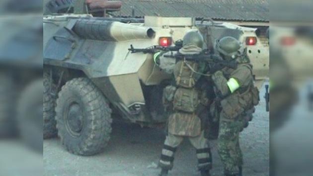Liquidado un jefe paramilitar checheno